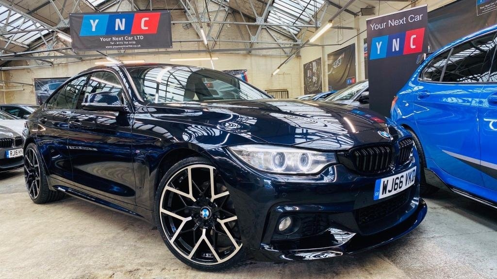 USED 2016 66 BMW 4 SERIES 2.0 420d M Sport Gran Coupe (s/s) 5dr PERFORMANCEKIT+20S+FDSH!+1OWN