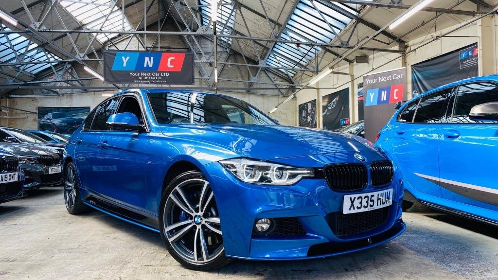 USED 2016 X BMW 3 SERIES 3.0 335d M Sport Auto xDrive (s/s) 4dr PERFORMANCEKIT+PLUSPACK+19S