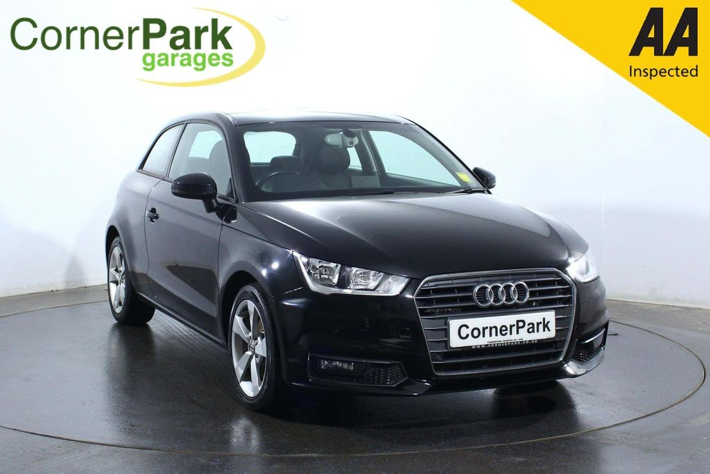 USED 2016 65 AUDI A1 1.6 TDI Sport (s/s) 3dr