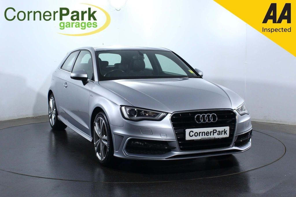 USED 2014 64 AUDI A3 1.2 TFSI S line 3dr