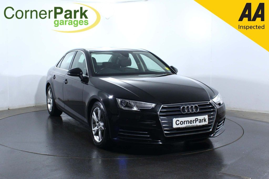 USED 2017 17 AUDI A4 2.0 TDI ultra Sport (s/s) 4dr