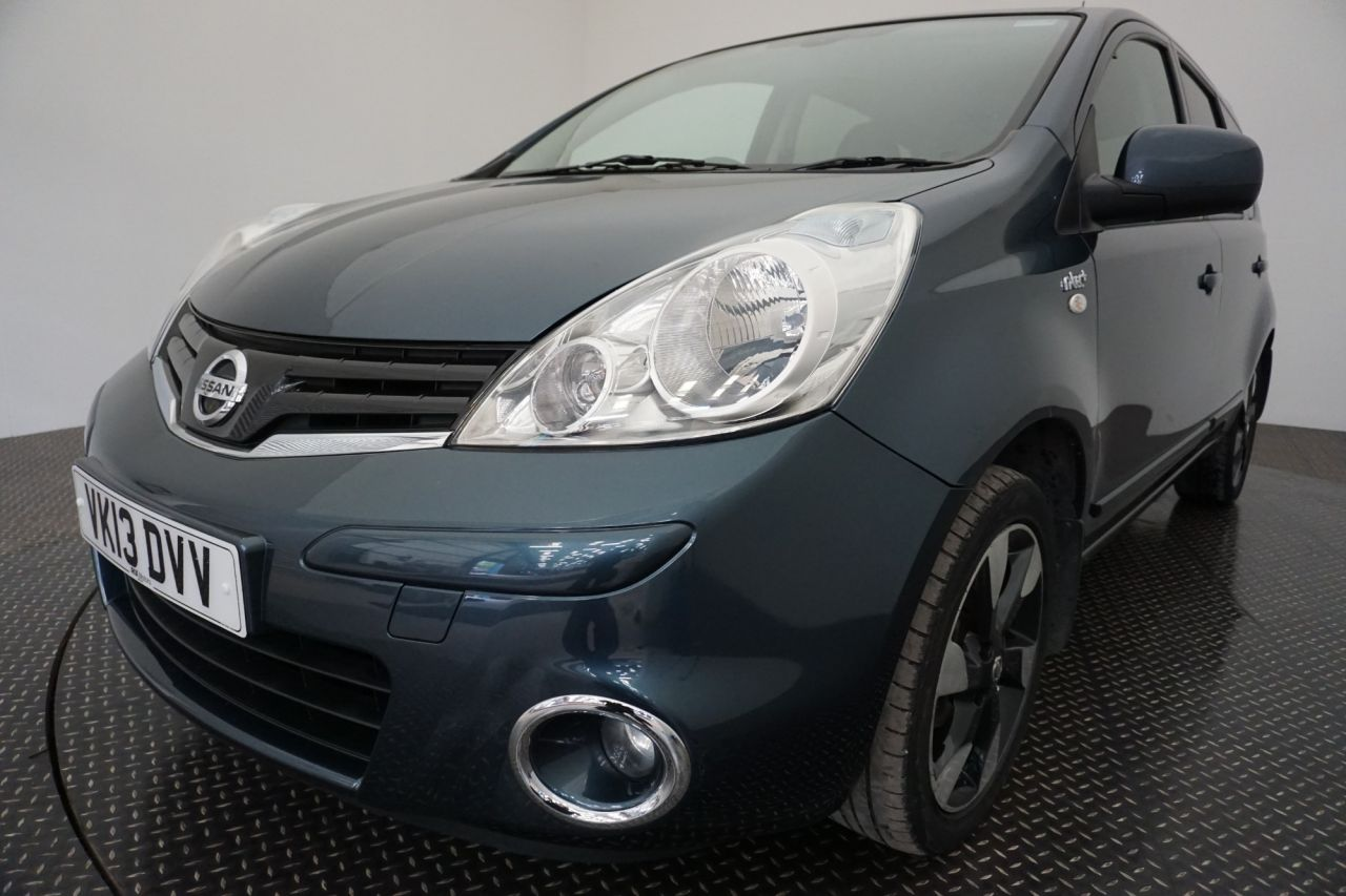 Used NISSAN NOTEfor sale