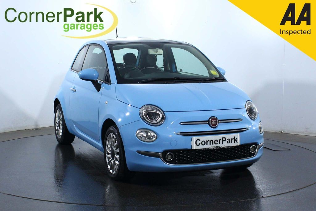USED 2016 66 FIAT 500 1.2 8V Lounge (s/s) 3dr