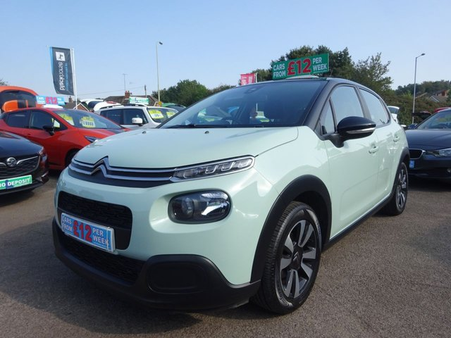 USED 2018 67 CITROEN C3 1.2 PURETECH FEEL 5d 68 BHP ** 1 OWNER FROM BRAND NEW **