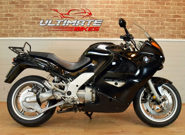 USED 2001 BMW K1200 RS