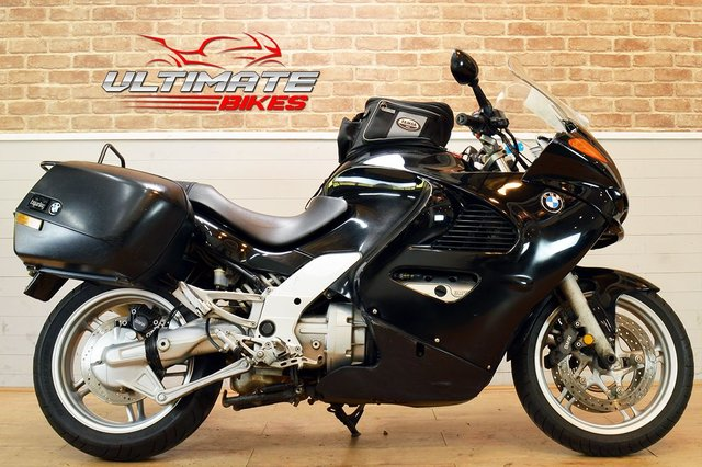 USED 2001 BMW K1200 RS - FREE NATIONWIDE DELIVERY