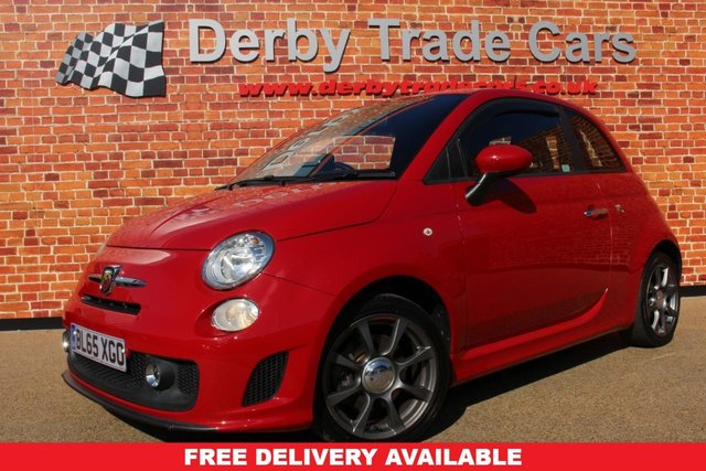 ABARTH 500 at Derby Trade Cars