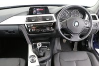 USED 2016 16 BMW 3 SERIES 2.0 320D ED PLUS TOURING 5d 161 BHP 1 OWNER | SAT NAV | LEATHER