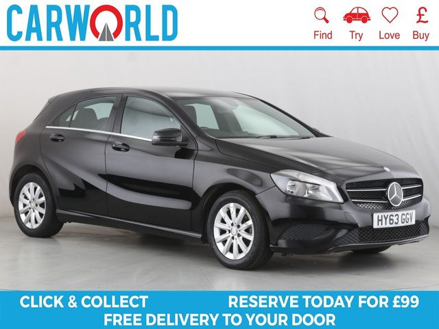View our MERCEDES-BENZ A-CLASS