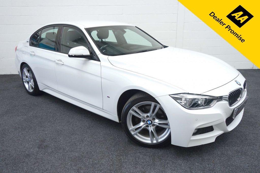 USED 2017 66 BMW 3 SERIES 2.0 330E M SPORT 4d 181 BHP