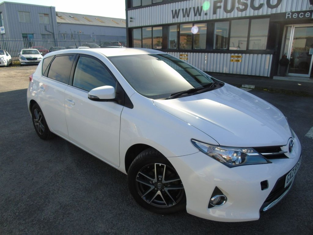USED 2014 TOYOTA AURIS 1.6 VALVEMATIC ICON PLUS 5d 130 BHP £153 a month, T&Cs apply.