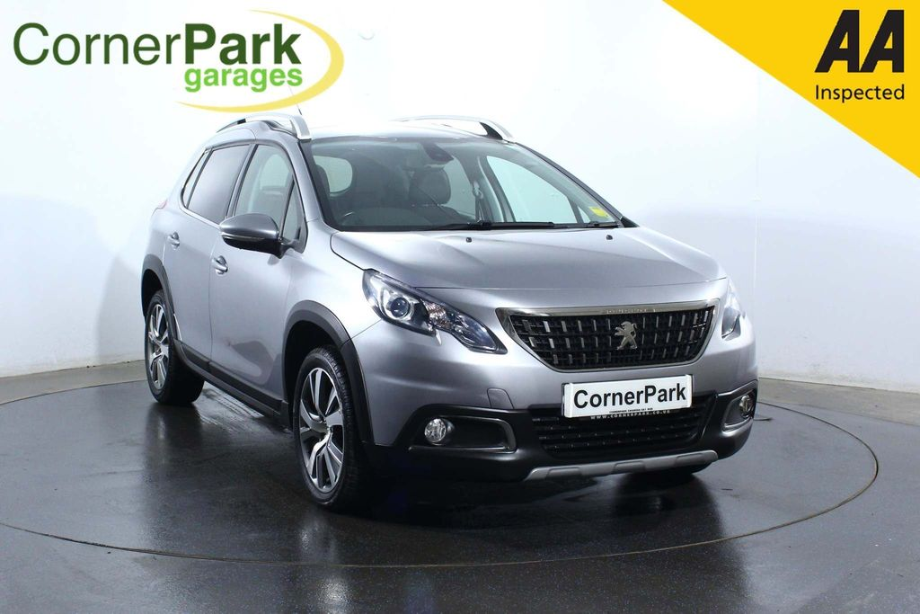 USED 2017 67 PEUGEOT 2008 1.6 BlueHDi Allure (s/s) 5dr