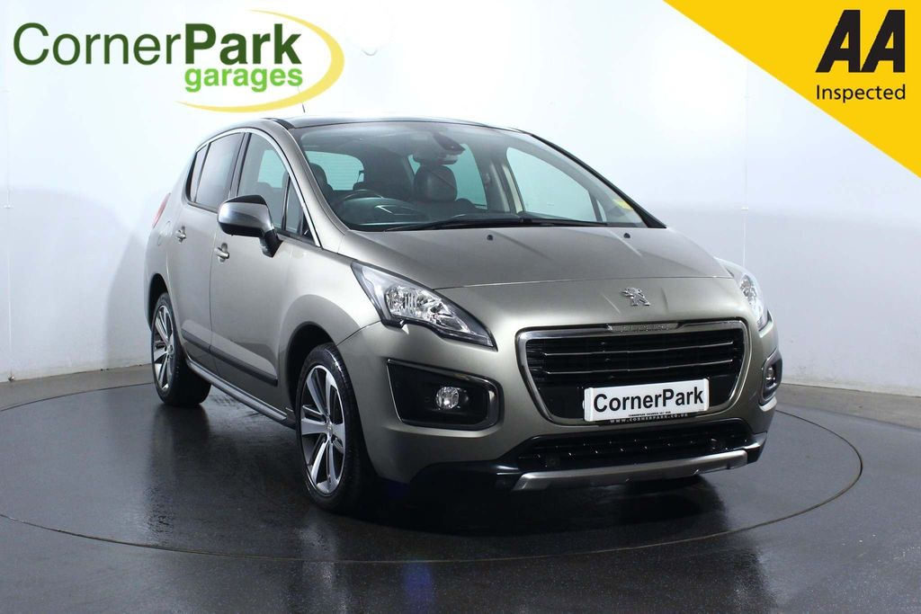 USED 2016 16 PEUGEOT 3008 1.6 BlueHDi Allure (s/s) 5dr