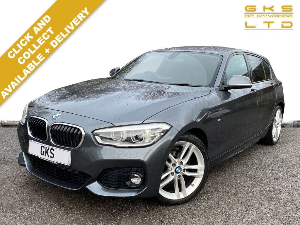 USED 2017 66 BMW 1 SERIES 2.0 118D M SPORT 5d 147 BHP ** NATIONWIDE DELIVERY AVAILABLE **