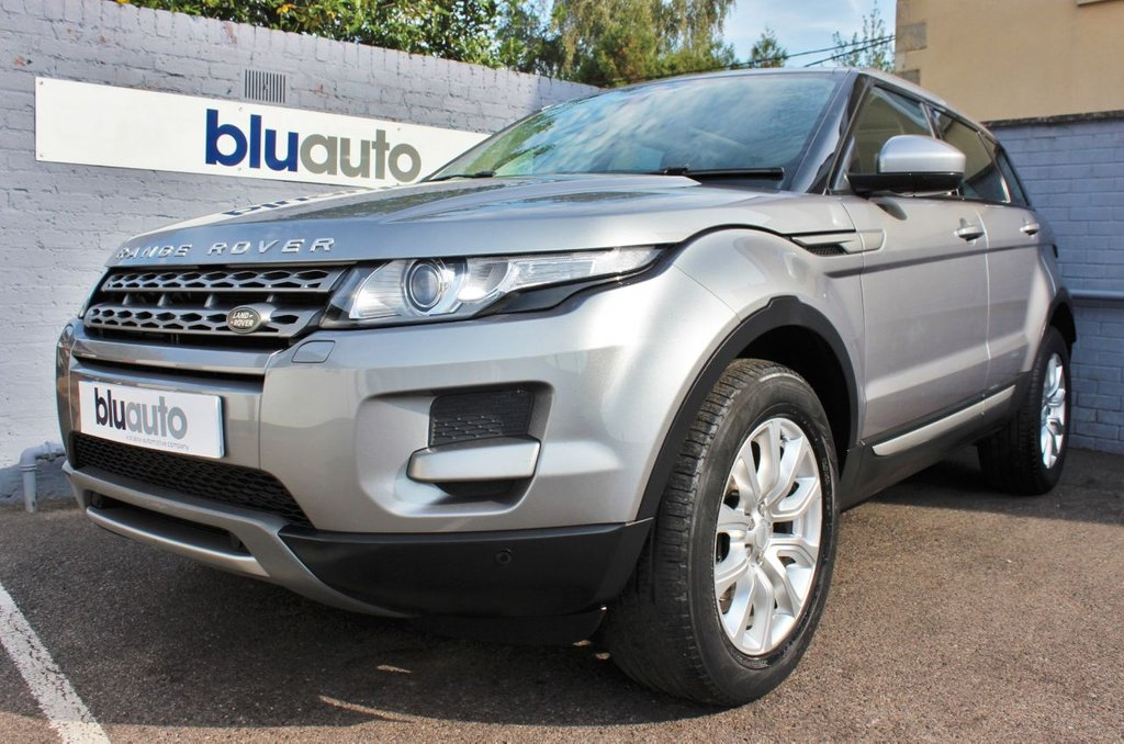 USED 2014 14 LAND ROVER RANGE ROVER EVOQUE 2.2 SD4 PURE TECH 5d 190 BHP 2 Owners, Exemplary Service History, Over £1500 of Extras,