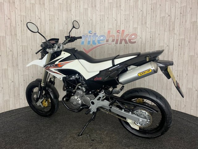 HONDA FMX650 at Rite Bike