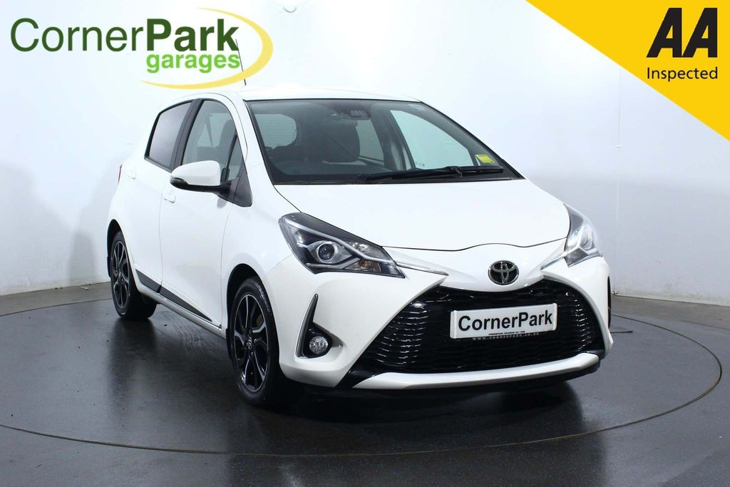 USED 2017 67 TOYOTA YARIS 1.5 VVT-i Design 5dr