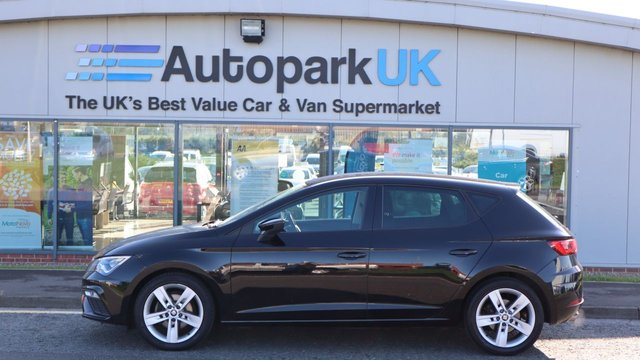 USED 2018 18 SEAT LEON 1.4 TSI FR TECHNOLOGY 5d 124 BHP LOW DEPOSIT OR NO DEPOSIT FINANCE AVAILABLE . COMES USABILITY INSPECTED WITH 30 DAYS USABILITY WARRANTY + LOW COST 12 MONTHS ESSENTIALS WARRANTY AVAILABLE FOR ONLY £199 .  WE'RE ALWAYS DRIVING DOWN PRICES .