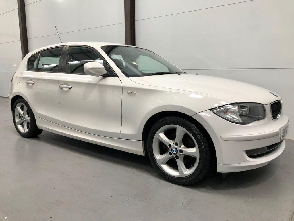 USED 2009 59 BMW 1 SERIES 2.0 118D SPORT 5d 141 BHP Low Mileage - 1 Owner