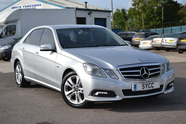 USED 2009 09 MERCEDES-BENZ E-CLASS 3.0 E350 CDI BLUEEFFICIENCY AVANTGARDE 4d 231 BHP ~ SAT NAV ~ HEATED LEATHER SAT NAV ~ HEATED ELECTRIC LEATHER ~ 2 KEYS ~ EXCELLENT SERVICE RECORDS