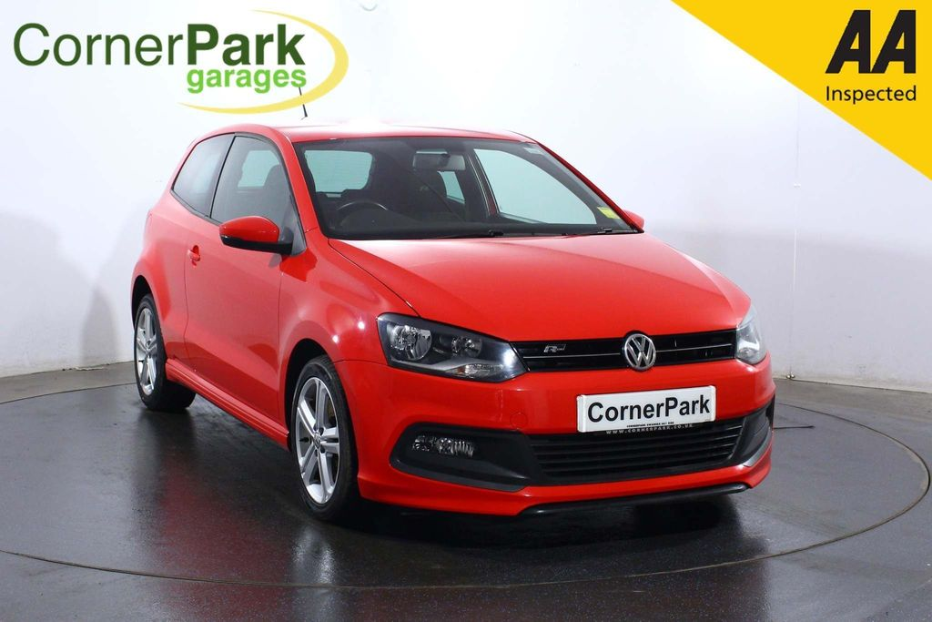 USED 2013 63 VOLKSWAGEN POLO 1.2 R Line 3dr