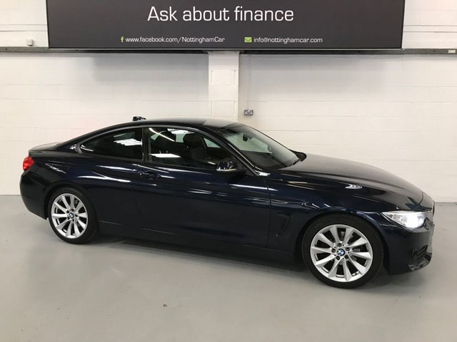 USED 2016 16 BMW 4 SERIES 2.0 418D SE 2d 148 BHP