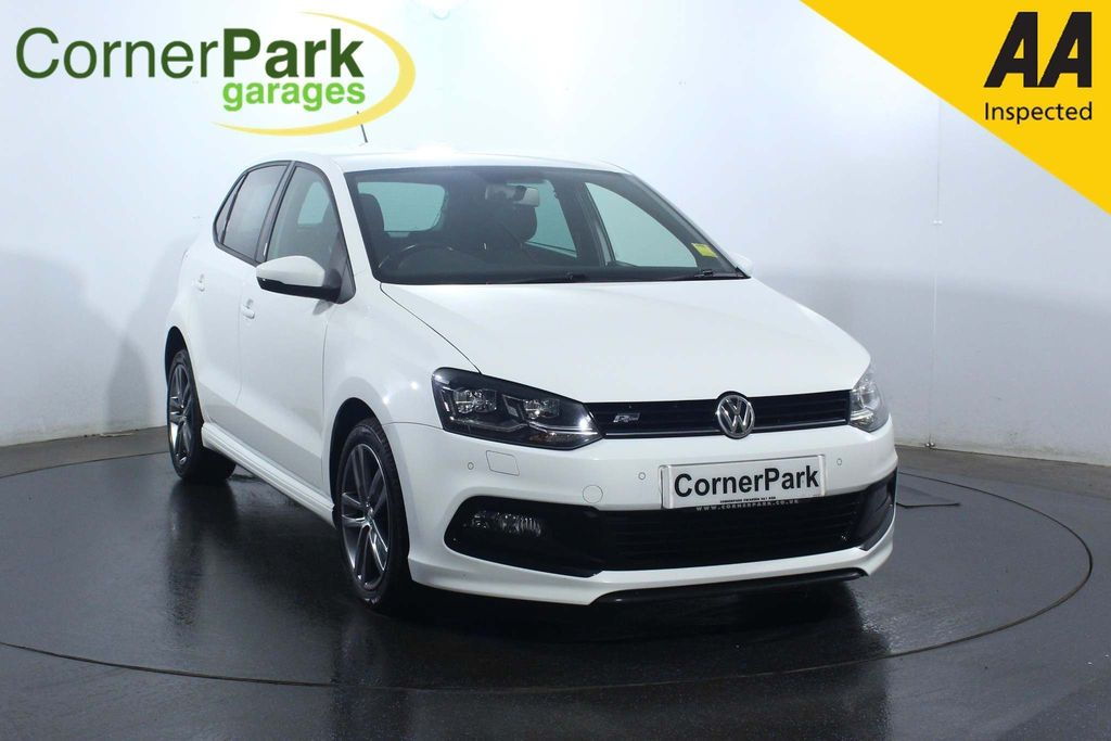 USED 2017 17 VOLKSWAGEN POLO 1.0 TSI R Line (s/s) 5dr