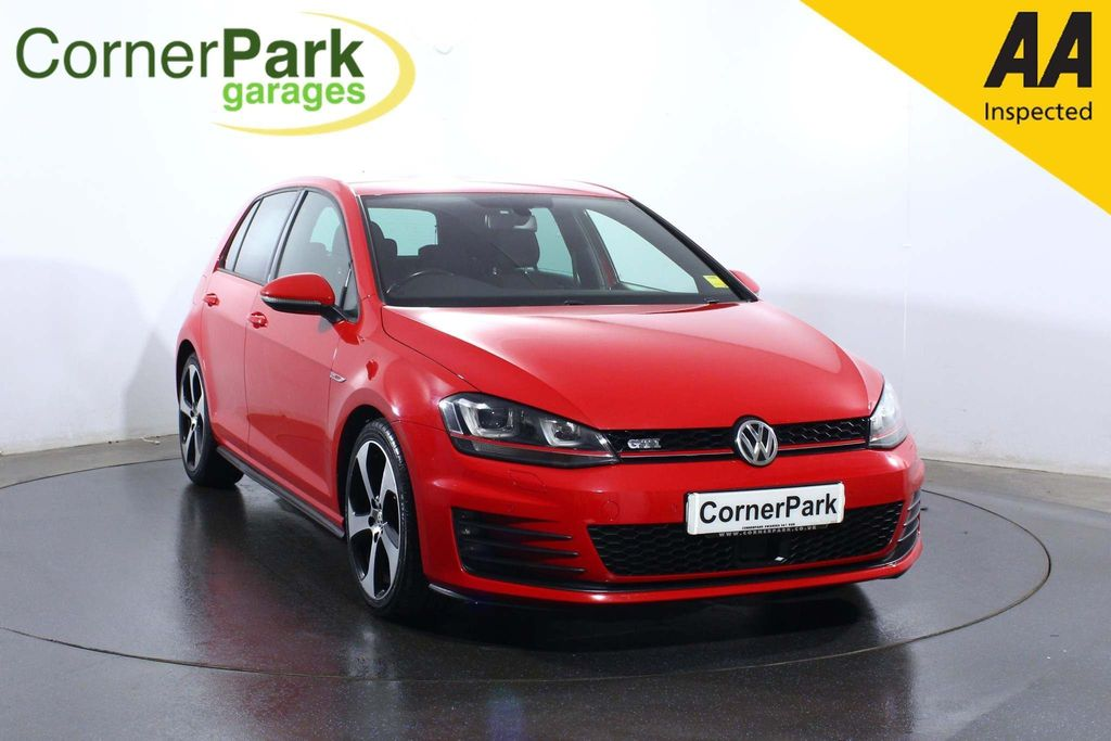 USED 2014 64 VOLKSWAGEN GOLF 2.0 TSI BlueMotion Tech GTI 5dr