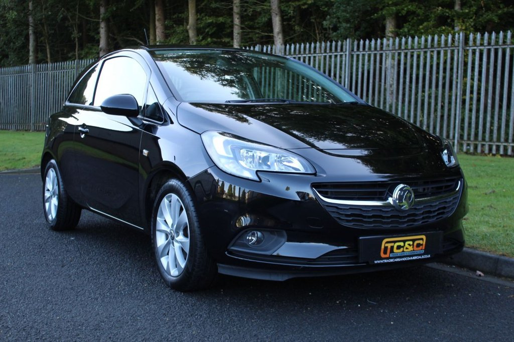 USED 2017 67 VAUXHALL CORSA 1.4 ENERGY AC ECOFLEX 3d 89 BHP A STUNNING LOW MILEAGE CORSA WITH GREAT SPECIFICATION AND FULL SERVICE HISTORY!!!