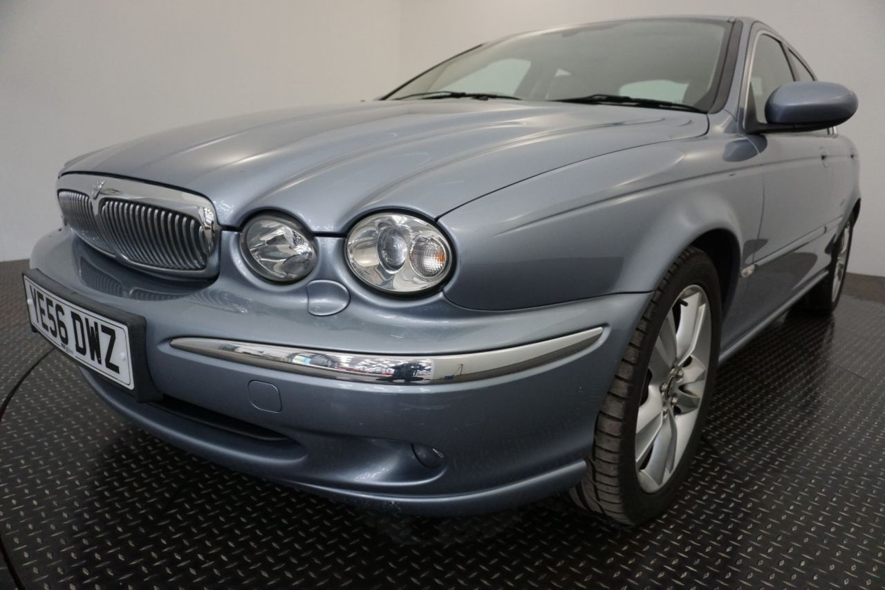 Used JAGUAR X-TYPE for sale