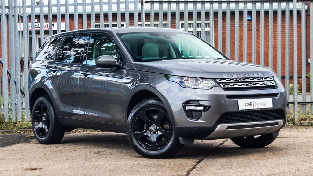 USED 2018 18 LAND ROVER DISCOVERY SPORT 2.0 ED4 HSE 5d 150 BHP