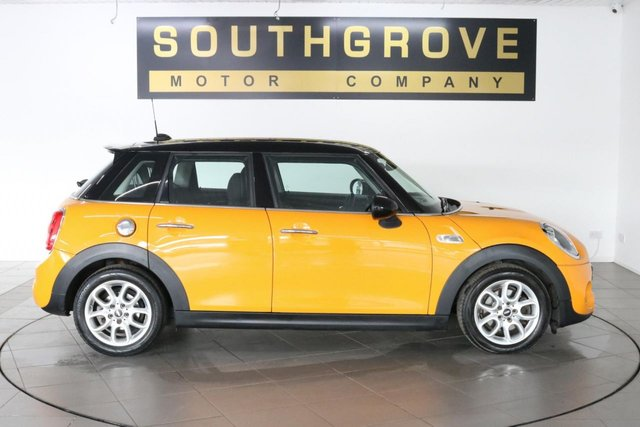 USED 2016 16 MINI HATCH COOPER 2.0 COOPER SD 5d 168 BHP