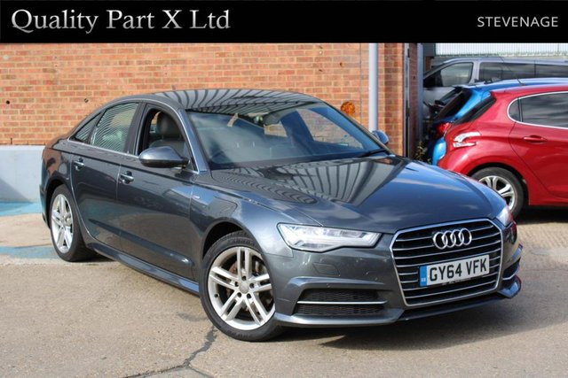 USED 2014 64 AUDI A6 2.0 TDI ultra S line S Tronic (s/s) 4dr