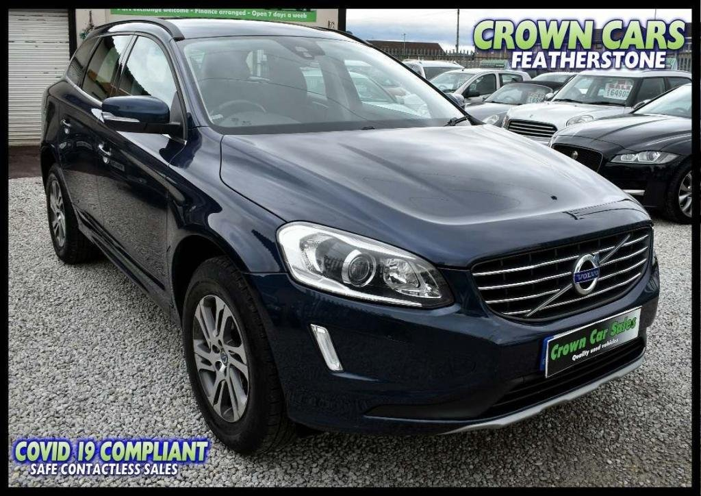USED 2014 14 VOLVO XC60 2.0 D4 SE Nav (s/s) 5dr AMAZING LOW RATE FINANCE DEALS