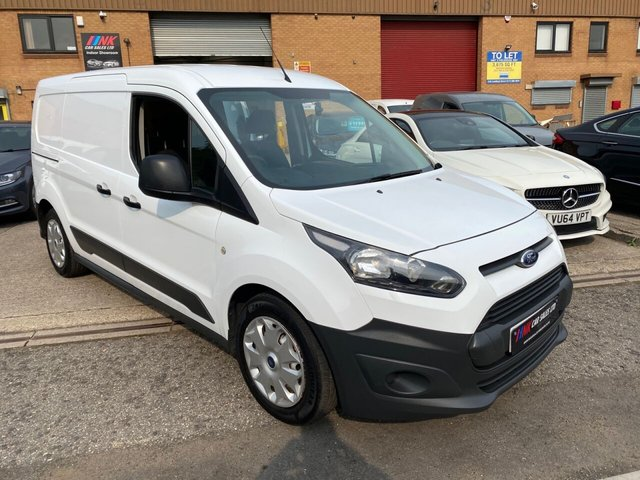 2014 64 FORD TRANSIT CONNECT 1.6 230 DCB 94 BHP CREW CAB AND YES NO VAT 5 SEATER DASH CAM REVERSE CAMERAS FSH  RESERVED  FOR MODERN CANINE