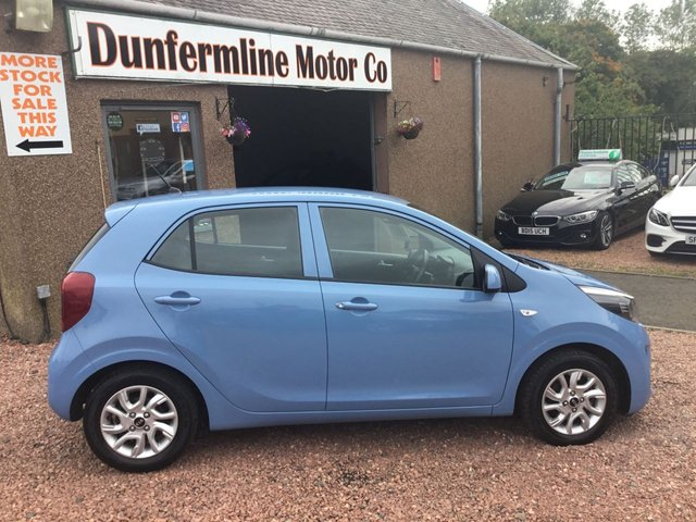 USED 2018 18 KIA PICANTO 1.0 2 5d 66 BHP ++1 OWNER+VERY LOW MILEAGE++