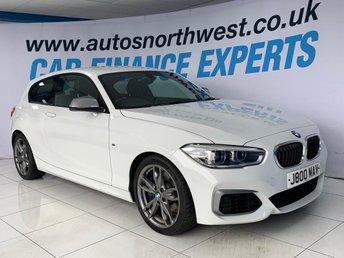 2016 BMW 1 SERIES 3.0 M140I 3d 335 BHP £18000.00