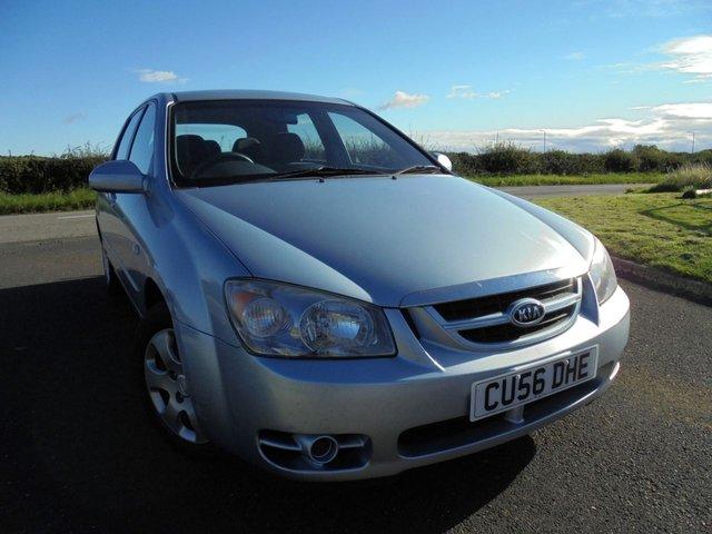 2006 56 KIA CERATO 1.5 GS CRDI 5d 101 BHP