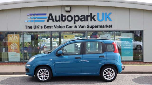 USED 2012 12 FIAT PANDA 1.2 EASY 5d 69 BHP LOW DEPOSIT OR NO DEPOSIT FINANCE AVAILABLE . COMES USABILITY INSPECTED WITH 30 DAYS USABILITY WARRANTY + LOW COST 12 MONTHS ESSENTIALS WARRANTY AVAILABLE FOR ONLY £199 .  WE'RE ALWAYS DRIVING DOWN PRICES .