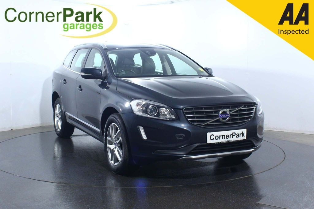 USED 2016 66 VOLVO XC60 2.0 D4 SE Lux Nav Geartronic (s/s) 5dr AIR CONDITIONING - SAT NAV