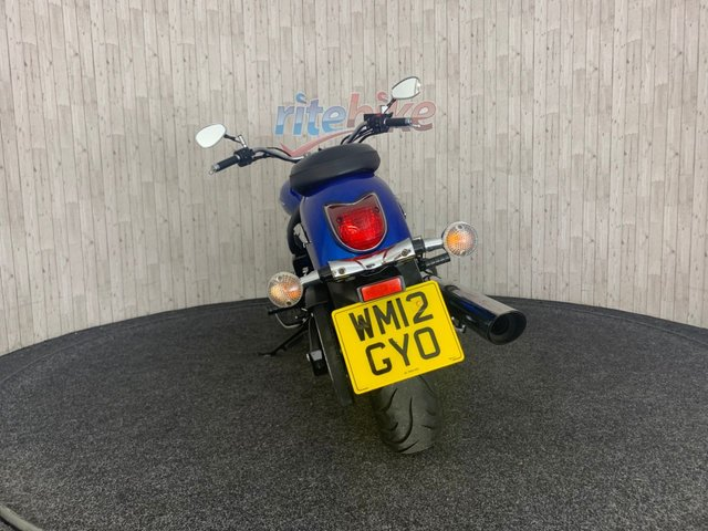 YAMAHA XVS950 at Rite Bike