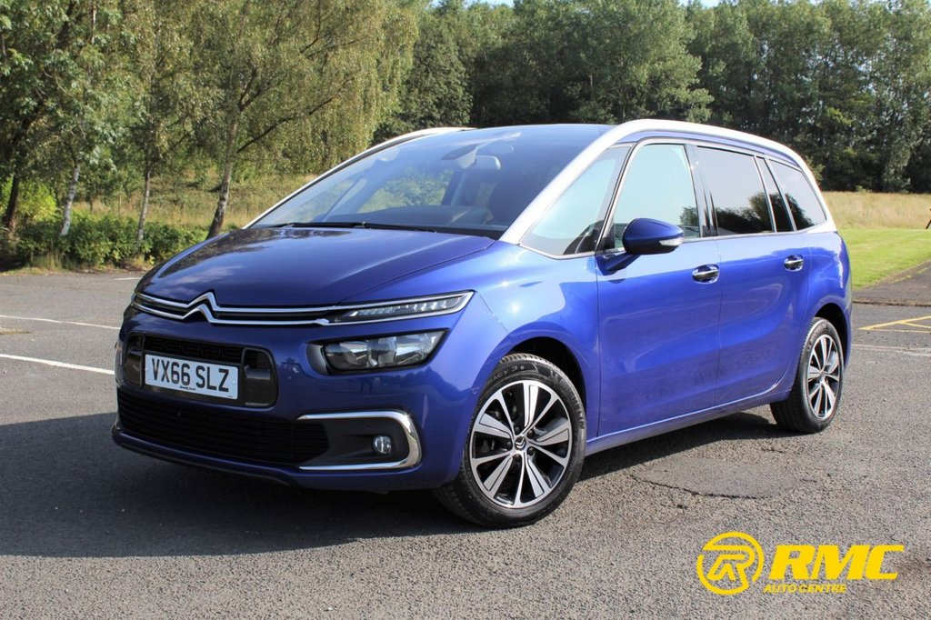 USED 2016 66 CITROEN C4 GRAND PICASSO 1.6 BLUEHDI FLAIR S/S 5d 118 BHP