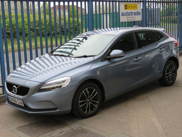 USED 2016 66 VOLVO V40 2.0 D3 MOMENTUM 5dr 148 Sat Nav-DAB-Cruise-Bluetooth-Parking Sensors  Finance arranged Part exchange available Open 7 days ULEX Compliant