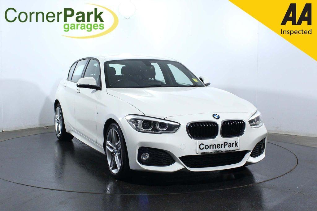 USED 2016 16 BMW 1 SERIES 2.0 118D M SPORT 5d 147 BHP SAT NAV - CRUISE CONTROL - A/C