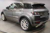 USED 2014 64 LAND ROVER RANGE ROVER EVOQUE 2.2 SD4 DYNAMIC LUX 5d 190 BHP SAT/NAV, GLASS ROOF, DAB, MERIDIAN SOUND, TV DUAL VIEW, BLUETOOTH