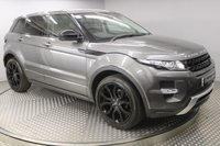 USED 2014 64 LAND ROVER RANGE ROVER EVOQUE 2.2 SD4 DYNAMIC LUX 5d 190 BHP SAT/NAV, GLASS ROOF, DAB, MERIDIAN SOUND, TV DUAL VIEW, BLUETOOTH, REVERSE CAMERA