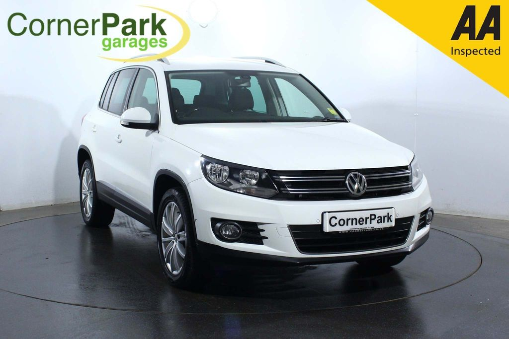 USED 2016 65 VOLKSWAGEN TIGUAN 2.0 MATCH EDITION TDI BMT 4MOTION 5d 148 BHP HEATED SEATS - CRUISE CONTROL