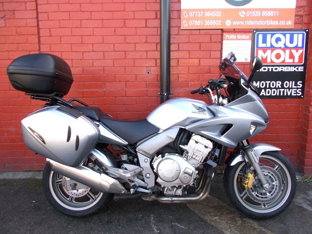 2007 57 HONDA CBF 1000 A-7