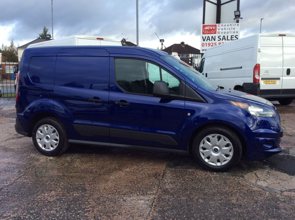 USED 2018 18 FORD TRANSIT CONNECT 1.5 220 TREND 100 BHP D/CAB 5 SEAT 1 OWNER AIR CON WARRANTY AIR CONDITIONING 5 SEATS