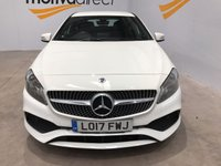 USED 2017 17 MERCEDES-BENZ A-CLASS 1.6 A 160 AMG LINE 5d 102 BHP
